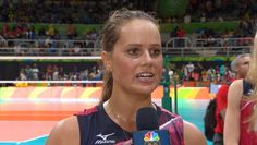 U.S. volleyball's Kelsey Robinson: We trust each other