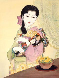 Art by Kisho Tsukuda 佃喜翔, 1998