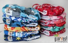 GlorYes! Cloth Diapers