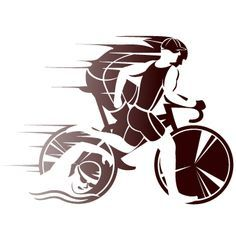 Custom design - an all in one triathlon/Ironman piece. www.sbink.co.uk