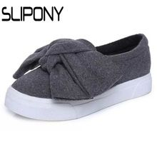slipony 2016 autumn winter Fashion Women Flats Bow Canvas Shoes Woman Platform Shoes Slip On Espadrilles Shoes Creepers boots     Tag a friend who would love this!     FREE Shipping Worldwide     #Style #Fashion #Clothing    Get it here ---> http://www.alifashionmarket.com/products/slipony-2016-autumn-winter-fashion-women-flats-bow-canvas-shoes-woman-platform-shoes-slip-on-espadrilles-shoes-creepers-boots/