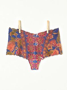 Floral Hipster by Private Arts at freepeople.com