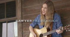Video Premiere: 'Voice' Winner Sawyer Fredericks Is Ready to 'Take It All'