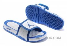 arrives f872a 17e6c Air Jordan Hydro 2 Sandals Homme Bleu Discount, Price   57.00 - Reebok Shoes ,Reebok Classic,Reebok Mens Shoes