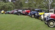 Probably the best vintage car collection in Kenya. The Wroe Collection