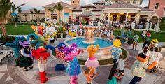 Kid fun at Beaches Turks and Caicos resort