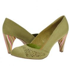 Pantofi casual dama Marco Tozzi bamboo Heeled Mules, Bamboo, Peep Toe, Heels, Casual, Fashion, Heel, Moda, Fashion Styles