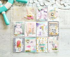 I have another Project Life page to share today. Full of fun, Icecream and Iceblocks! The boys favourite treat! Project Life Organization, Project Life Layouts, Organizing Ideas, Pocket Scrapbooking, Digital Scrapbooking, Layout Inspiration, Life Inspiration, Life Page, It's Going Down