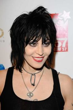 "Joan Jett has teamed up with Foo Fighters' Dave Grohl and Against Me's Laura Jane Grace, as well as longtime collaborator Kenny Laguna, for ""Unvarnished,"" set for release on Oct. 1. 2013"