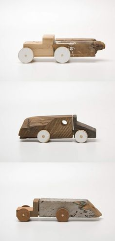 Marcelo Zocchio - truck toco Wooden Toy Cars, Wooden Truck, Wood Toys, Toys For Boys, Kids Toys, Scrap Wood Art, Kids Blocks, Wood Games, Montessori Toys