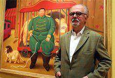 Fernando Botero celebra 80 años de vida con una muestra en Bellas Artes | La Crónica de Hoy 27-mar-12