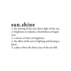 natali_summer11_WA(sunshine.png ❤ liked on Polyvore featuring text, words, phrase, quotes and saying