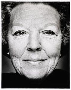 Queen of the Netherlands, Queen Beatrix, 1999 - 2013, Now Princes Beatrix.  Photo: Stephan Vanfleteren
