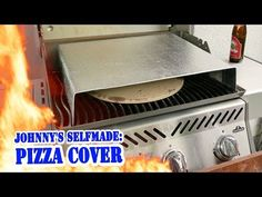YouTube Bbq Grill, Grilling, Pizza Party, Videos, Cover, Make It Yourself, Youtube, Tutorials, Bar Grill