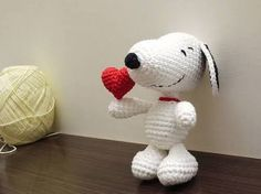 Image result for snoopy croche