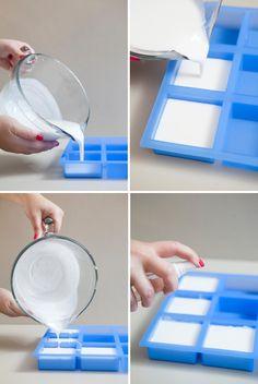 DIY Wedding -- How to make soap bridal shower or wedding favors!