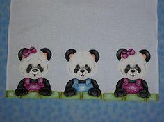 Panda - teruko artesanato