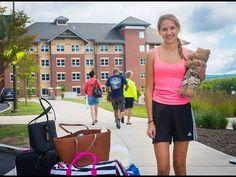 Binghamton University Move In Day 2014