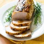 Easy Oven Roast Pork Loin Recipe   Oven Roasted Pork Tenderloin — Best Recipe Box