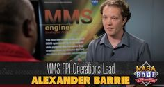 NASA EDGE and Fast Plasma Investigations Lead for MMS discuss the challenge of keeping the instruments running and properly calibrated while examining magnetic reconnection.