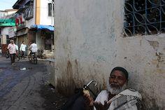muslim beggar shot by marziya shakir