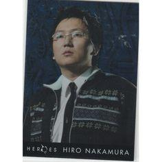 Hiro Nakamura 2008 Topps Heroes Foil #3 Non-Sports Card