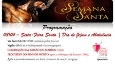 Sexta-Feira Santa - 03/04