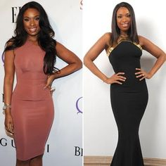10 Celebs Who Know How to Flatter Their Best Assets: Jennifer Hudson's hips. Just look at those curves!