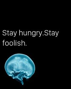 Apple Watch Face - Stay. hungry stay