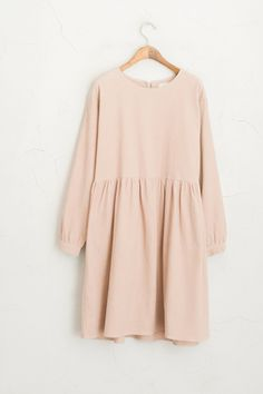Corduroy Cutie Dress, Pink