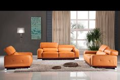 1090.00$  Buy now - http://ali25b.worldwells.pw/go.php?t=32422855905 - designer modern style top graded cow genuine leather corner living room sofa set suite home furniture shipping to port 1090.00$