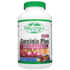 Organika Health Garcinia Plus - 180 Capsules - Online Only Wheels And Tires, Capsule, Stay In Shape, Cool Things To Buy, Weight Loss, Healthy, Image Link, Amazon, Cool Stuff To Buy