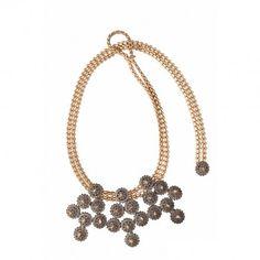"""""""Marina"""" necklace by Cristina Zazo."""
