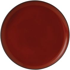 Royal Doulton Bread Street Dark Red Dinner Plate 27cm - Gordon Ramsay ($14) ❤ liked on Polyvore featuring home, kitchen & dining, dinnerware, colored dinnerware, royal doulton dinnerware, royal doulton, royal doulton plates and colored plates