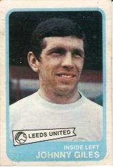 81. Johnny Giles
