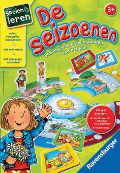 De Seizoenen - Ravensburger 3-7j