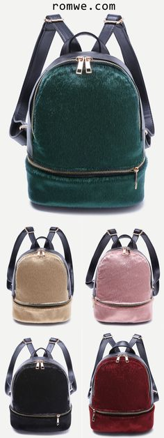 f14228b54742 Follow Pinterest  destinedtobe97 for more S l a y i n P i n s ! Fur Backpack