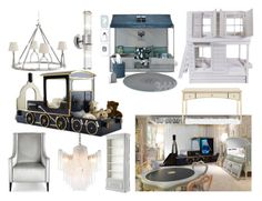 ДЕТСКАЯ NA by naala-art on Polyvore featuring interior, interiors, interior design, дом, home decor, interior decorating and Pulsar