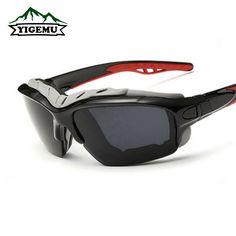 dc09d82a903a1 nice YIGEMU Brand Sport Sunglasses Glasses Men Women Polarized Men s  Sunglasses