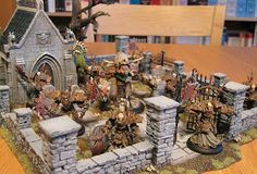 Tabletop World: Graveyard 28mm