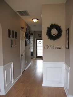Valspar Paint Brown Tan Colors This Home Of Ours With A Jewish Twist February 2017 Hallway