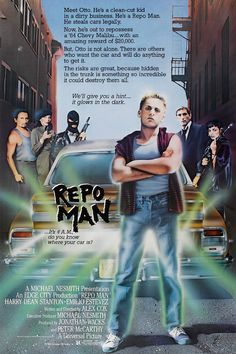 Repoman - great soundtrack too