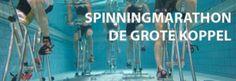 Giro d'Italia komt naar Arnhem. In aanloop hiernaar houdt Sportbedrijf Arnhem op zaterdag 16 april van 13.00 – 16.00 uur een spinningmarathon bij het zwembad De Grote Koppel.
