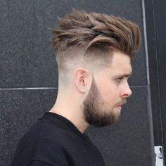 erkeksacmodelleri_long texturized hair skin fade
