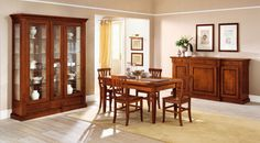 Who will you entertain in your new dining room?