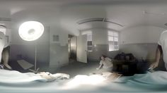 VR Horror Experience Puts You Inside a 1940s Mental Hospital | The Creators Project