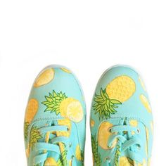 ✨HP✨ // P i n e a p p l e • K e d s • Sz7.5 // ** NEW ** Pineapple Keds Size 7.5                                ✨ HP • Insta•Chic Party • 5/05/16 ✨ keds Shoes Sneakers