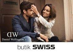 """Zegarek Daniel Wellington to """"musi have"""" jesiennej stylizacji. Zapraszamy do butiku SWISS PORT ŁÓDŹ"""