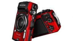 Die Tough TG-5 von Olympus ist eine sogenannte Outdoor-Kamera. Die gegen Stürze, Wasser, Staub und Kälte geschützte Digitalkamera kann neben 12 Megapixel großen Bildern