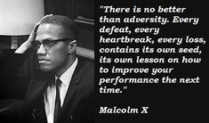 Malcolm X Quotes By Any Means Necessary Images & Pictures - Becuo